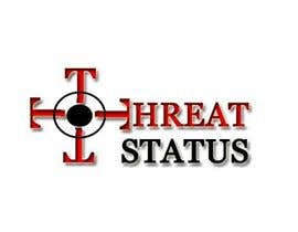 #28 for Logo Design for Threat Status af kyoshiro13