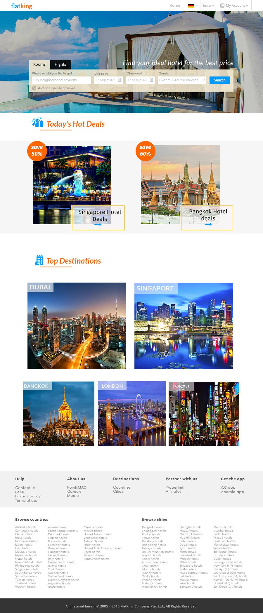Entry 10 By Mingma1 For Need A Landing Page Design Freelancer