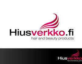 #43 for Logo Design for Hiusverkko.fi by Grupof5