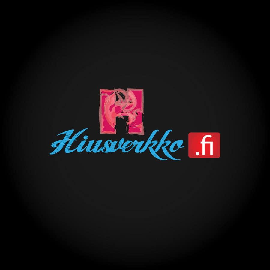 Конкурсная заявка №36 для Logo Design for Hiusverkko.fi
