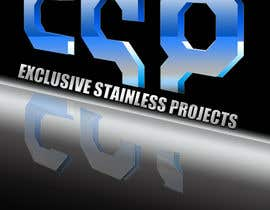 #84 para Logo Design for Exclusive Stainless Projects por Yasir83