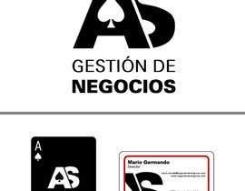 #32 untuk Diseñar un logotipo for AS - Gestión de Negocios oleh altcube