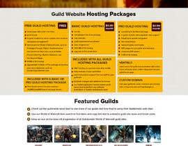 #2 for Design a Website for Game Guild Hosting Company af suryabeniwal