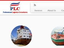 Penyertaan Peraduan #                                        8                                      untuk                                         Design a Logo for Shipping and logistics consultants website