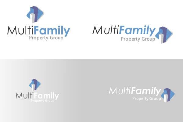 Penyertaan Peraduan #76 untuk Logo Design for MultiFamily Property Group