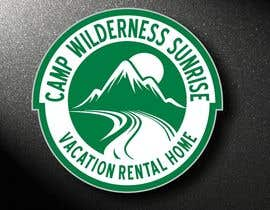 #100 para Logo Design for Camp Wilderness Sunrise por DirtyMiceDesign