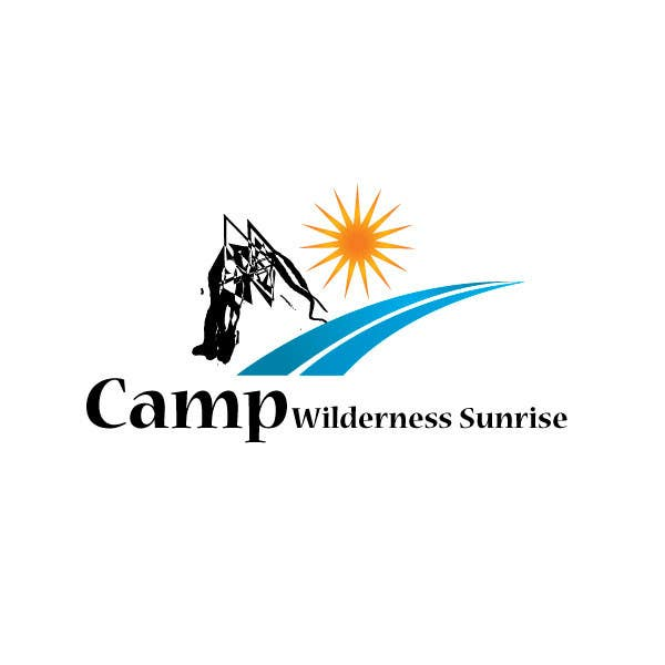 Contest Entry #                                        51                                      for                                         Logo Design for Camp Wilderness Sunrise