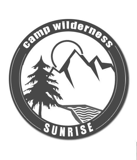 Contest Entry #                                        103                                      for                                         Logo Design for Camp Wilderness Sunrise