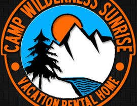 #116 para Logo Design for Camp Wilderness Sunrise por Mjauu
