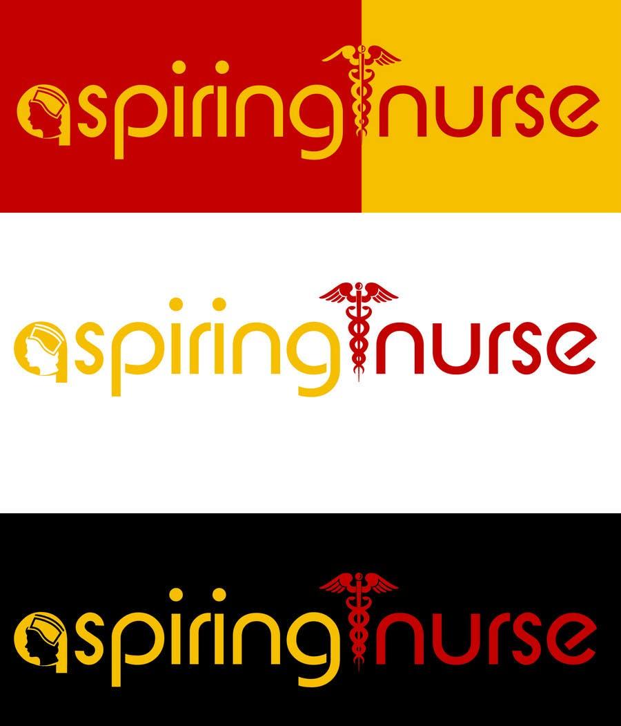 Bài tham dự cuộc thi #34 cho Logo design for aspiring nurse