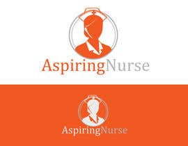 nº 22 pour Logo design for aspiring nurse par zhu2hui