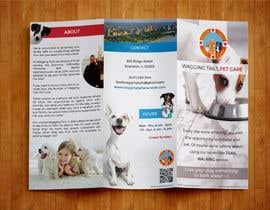 #7 for Design a brochure for a pet care company by abhimanyu3