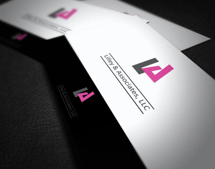 Kilpailutyö #187 kilpailussa Logo Design for Lilley & Associates, LLC