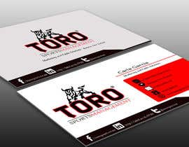#11 untuk Design a Business Cards for a Sports Company oleh melquidez