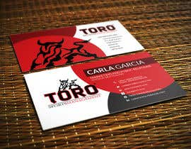 #33 untuk Design a Business Cards for a Sports Company oleh LIPScreations