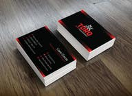 Graphic Design Entri Peraduan #18 for Design a Business Cards for a Sports Company