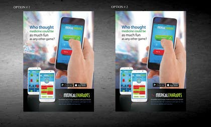 Image of                             Design a Flyer for a Mobile App ...