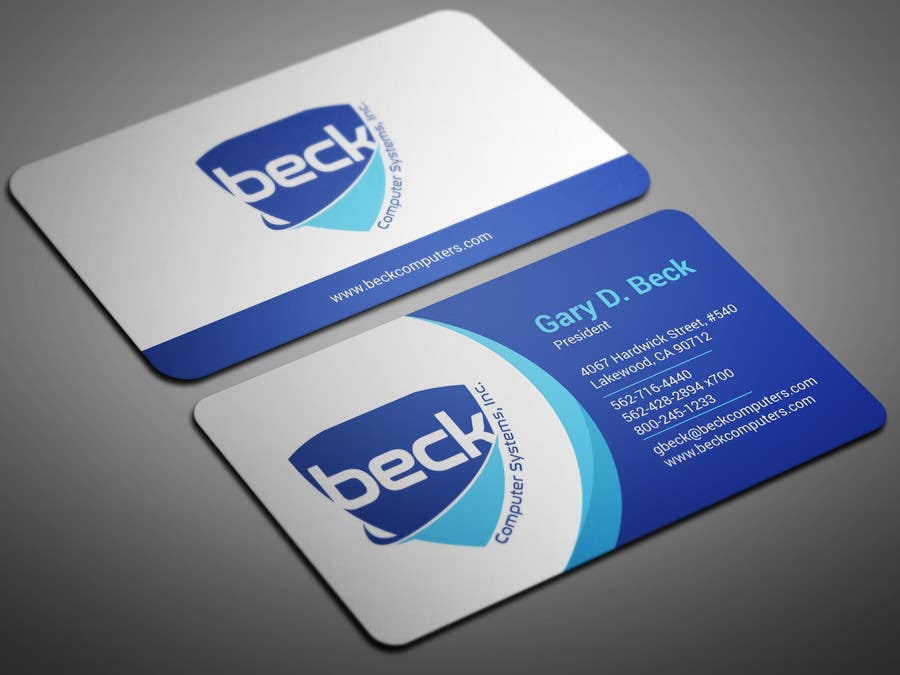 Penyertaan Peraduan #23 untuk Design some Business Cards