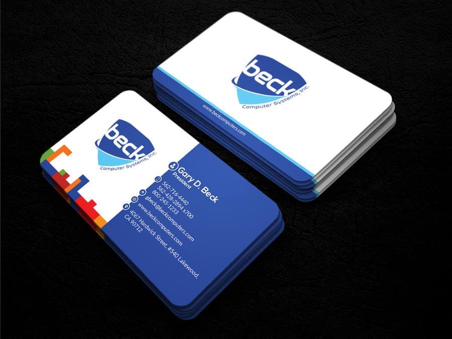 Penyertaan Peraduan #117 untuk Design some Business Cards