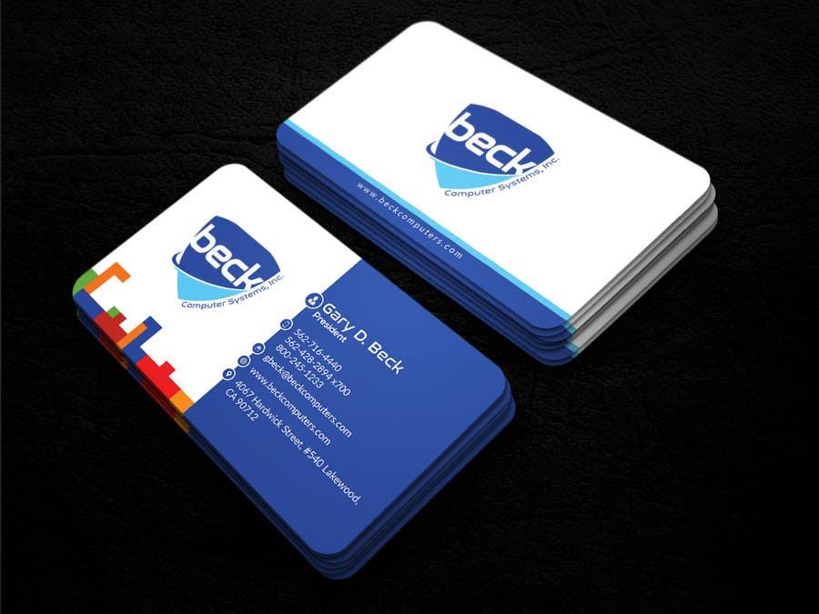 Penyertaan Peraduan #120 untuk Design some Business Cards