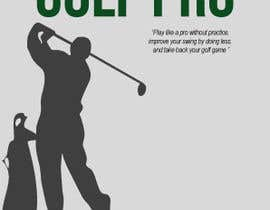 nº 57 pour Graphic Design for The Four Hour Golf Pro par Qomar