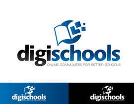#51 para Logo Design for DigiSchools por Grupof5