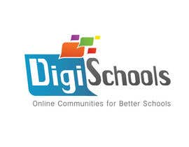 #150 para Logo Design for DigiSchools por Diegomckean