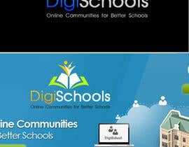 #127 para Logo Design for DigiSchools por babugmunna
