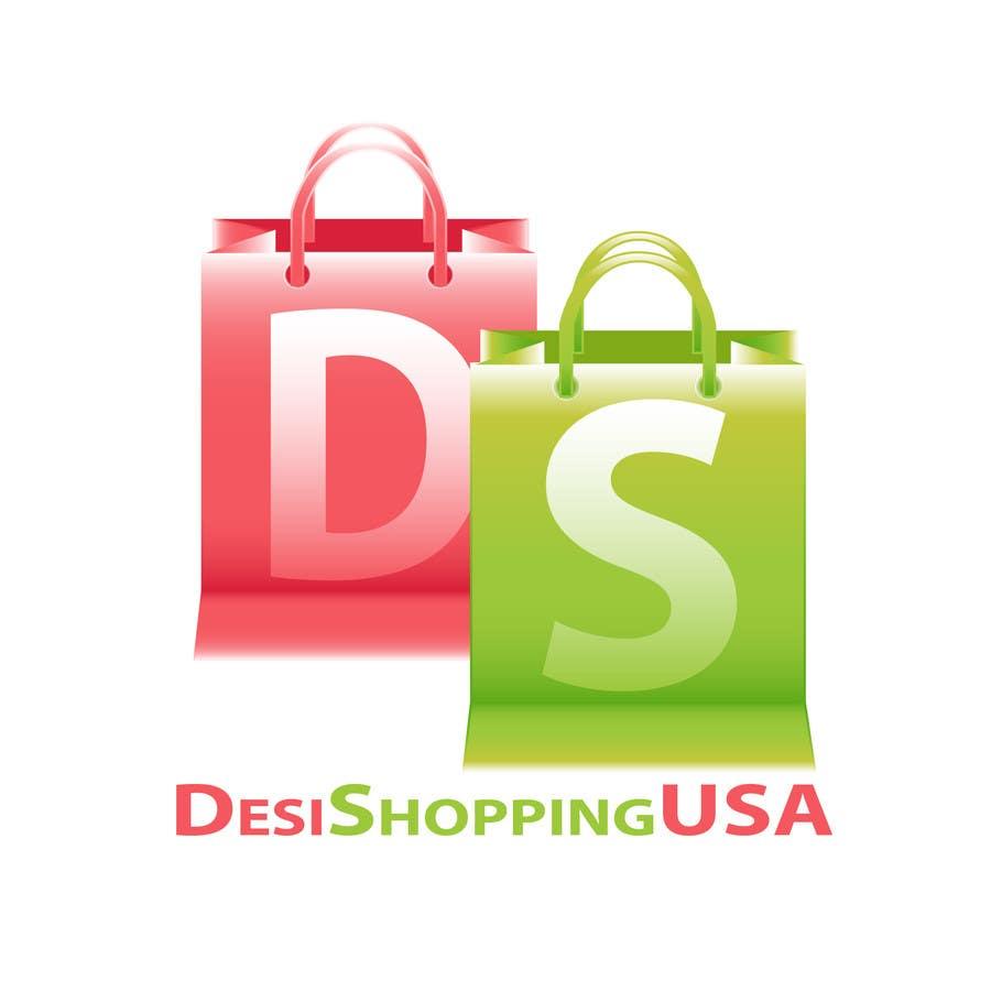 Penyertaan Peraduan #                                        73                                      untuk                                         Design a Logo for Desi online buying and selling portal