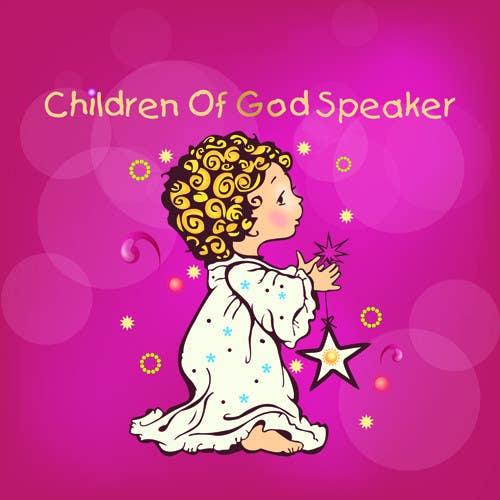 Конкурсная заявка №38 для Logo Design for www.childrenofgodspeaks.com
