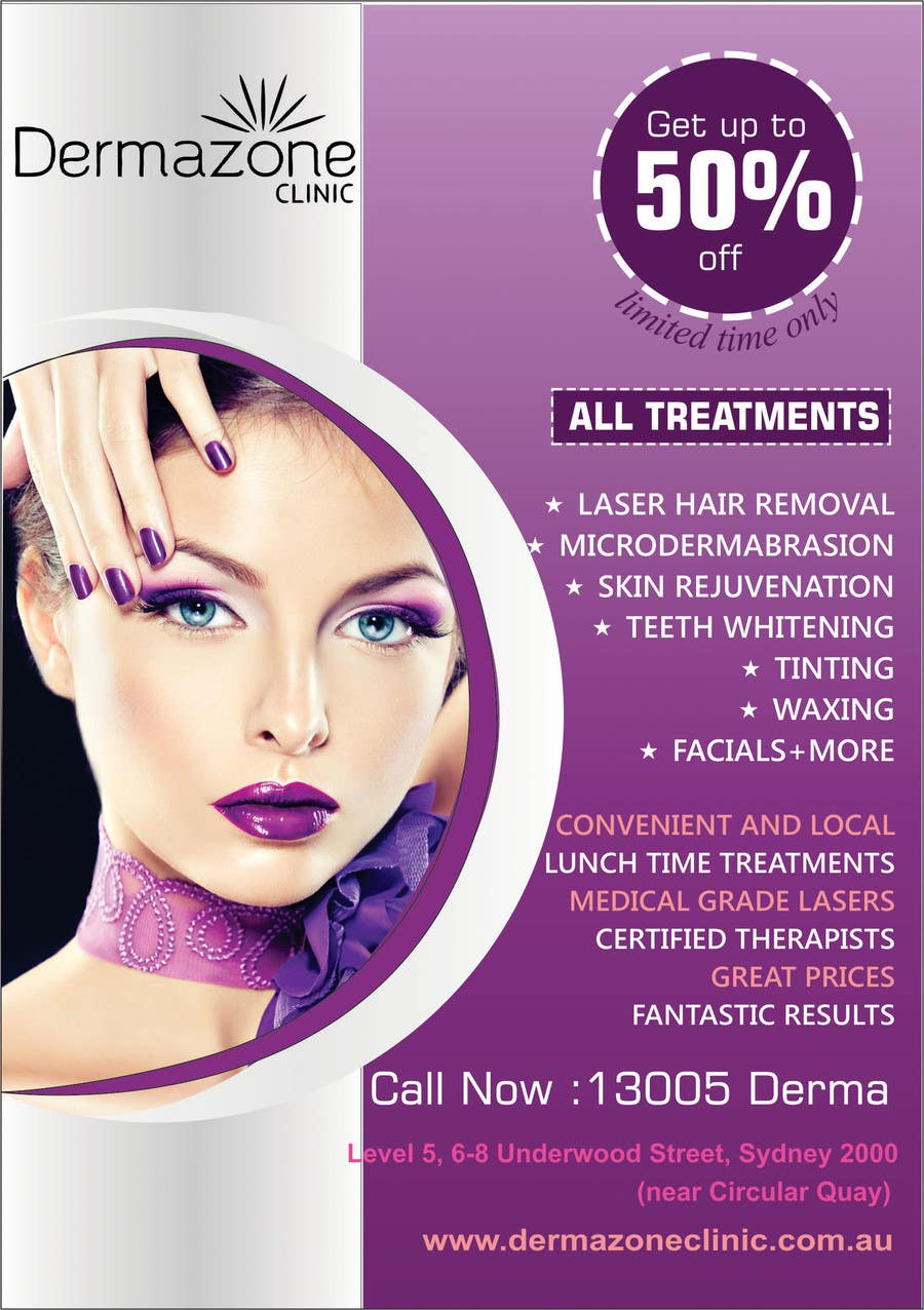 Design A Flyer For Beauty Salon27