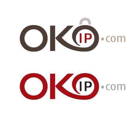 Bài tham dự cuộc thi #                                        104                                      cho                                         Logo Design for okoIP.com (okohoma)