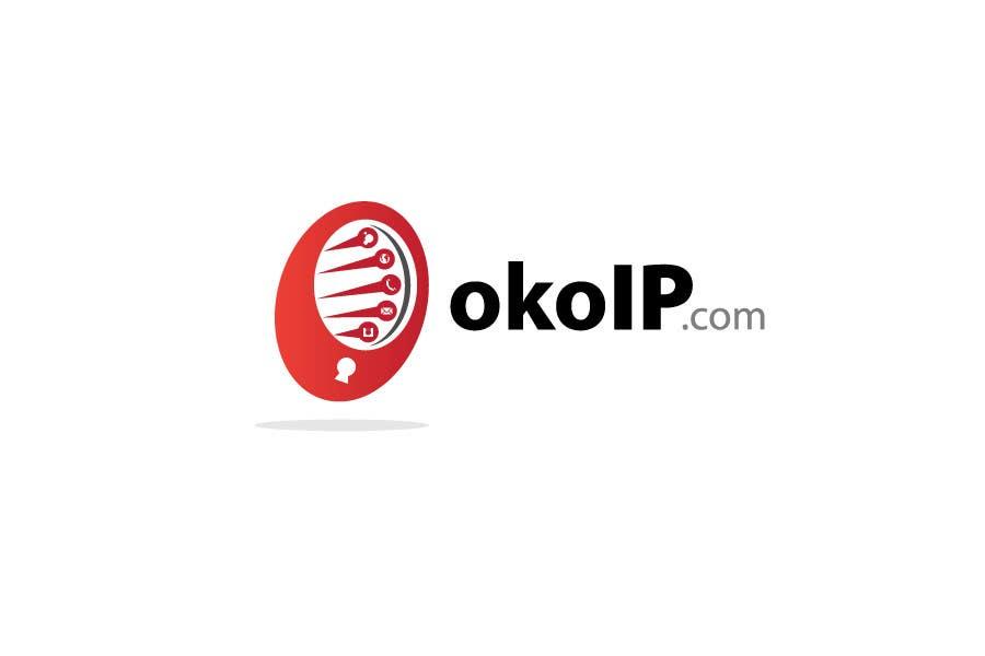 Bài tham dự cuộc thi #                                        206                                      cho                                         Logo Design for okoIP.com (okohoma)