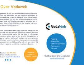 #7 untuk Design a Flyer for hosting company oleh mitchenstein