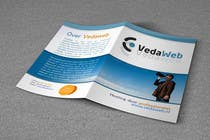 Graphic Design Entri Peraduan #24 for Design a Flyer for hosting company