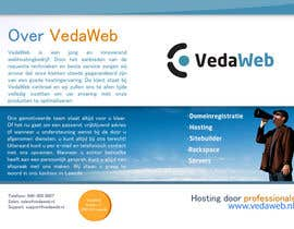 #31 untuk Design a Flyer for hosting company oleh mitchenstein
