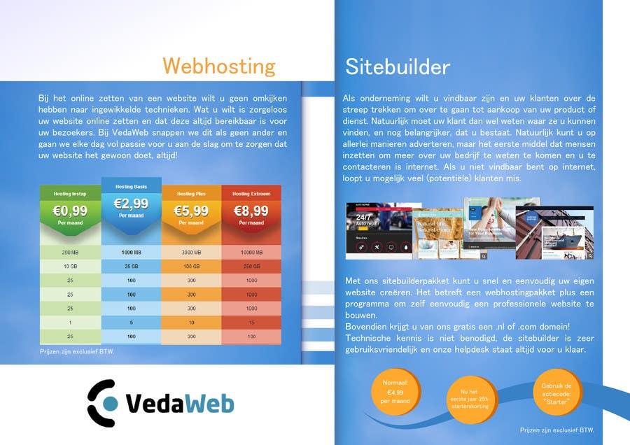 Penyertaan Peraduan #                                        32                                      untuk                                         Design a Flyer for hosting company