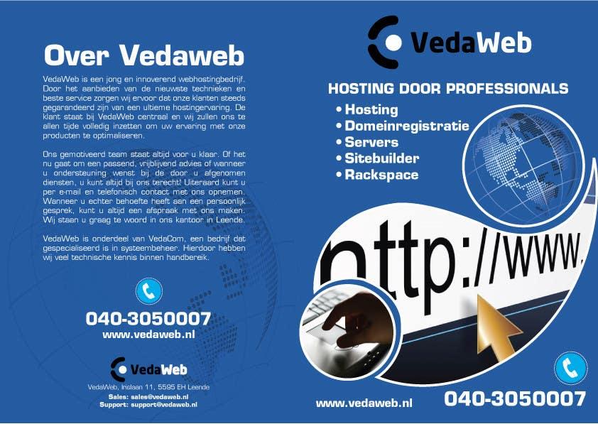 Penyertaan Peraduan #                                        16                                      untuk                                         Design a Flyer for hosting company