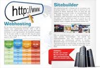 Graphic Design Entri Peraduan #23 for Design a Flyer for hosting company