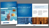 Graphic Design Konkurrenceindlæg #25 for Brochure Design for Jacobs Australia