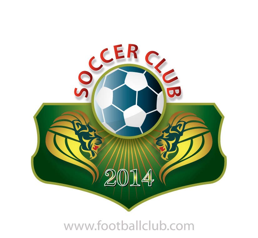 Proposition n°                                        37                                      du concours                                         Design a Logo for Football/Soccer Club