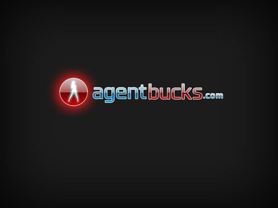 Bài tham dự cuộc thi #                                        27                                      cho                                         Logo Design for agentbucks.com