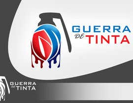 #143 for Logo Design for Guerra de Tinta by rogeliobello