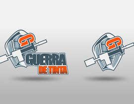 #32 for Logo Design for Guerra de Tinta by seorares