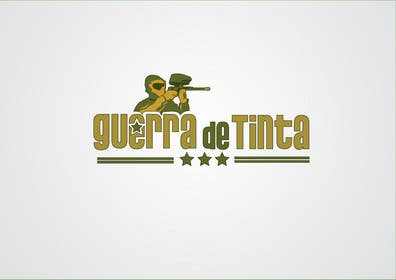 #229 для Logo Design for Guerra de Tinta от paxslg