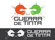 Graphic Design Inscrição do Concurso Nº189 para Logo Design for Guerra de Tinta