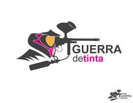 #86 for Logo Design for Guerra de Tinta by ipanfreelance