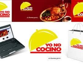 CESARAGORA tarafından diseñar un logotipo para pagina de comidas a domicilio. için no 17