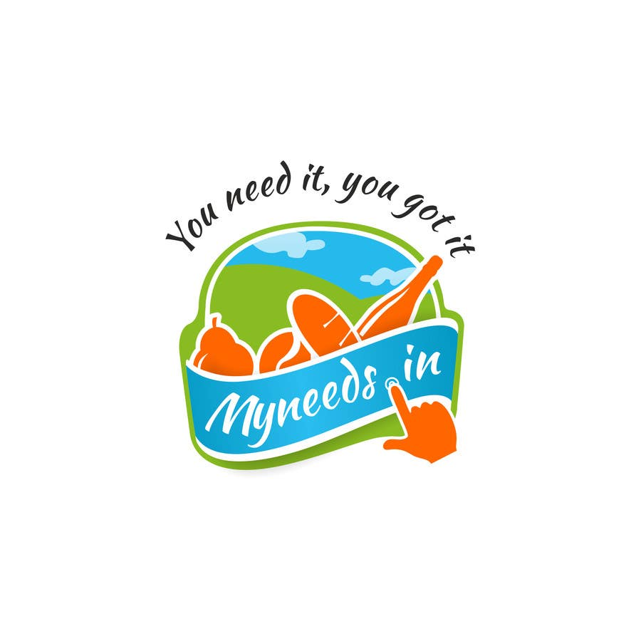 Contest Entry #                                        109                                      for                                         Design a Logo for Online Grocery Store