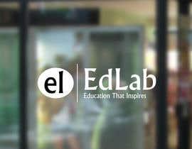 #171 for Design a Logo for EdLab af aminur33
